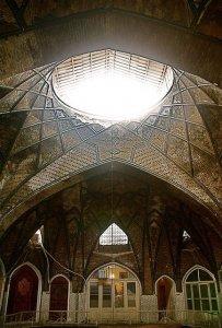 Tehran Historical Grand Market