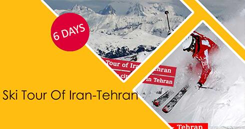 Ski Tour Of Iran-Tehran   6Days