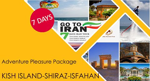 Adventure Pleasure Package KISH ISLAND-SHIRAZ-ISFAHAN